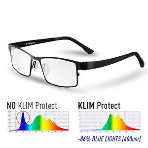 KLIM Protect Blaulichtfilter Brille